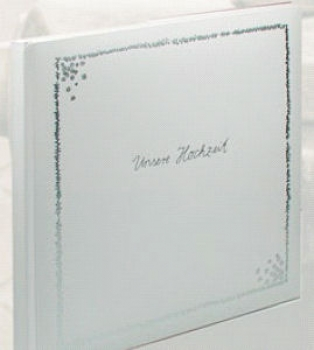 HOCHZEITSALBUM LITTLE WEDDING